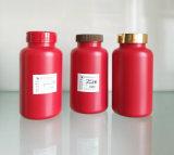 MD-013 bottiglia di plastica rotonda rossa del PE 300ml con la protezione facoltativa