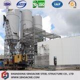 L'Afrique industrielle lourde structure en acier de construction préfabriqués en usine