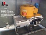 N9 de Natte Shotcrete Concrete Bespuitende Machine van de Pomp met Ce&ISO
