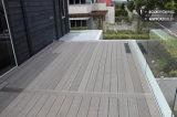 Impermeable y un antiséptico y la presión de la madera tratada WPC techado
