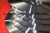 Het Metaal die van het roestvrij staal Band vastbinden