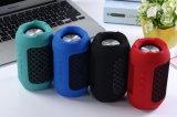 De mini Spreker van Bluetooth van de Doek met FM en Steun USB