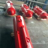 China personalizou os cilindros hidráulicos da maquinaria carbonosa