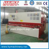 QC12Y-12X3200 Nc Contrôle de faisceau de machine de cisaillement hydraulique de rotation