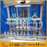 Тип автоматическая жидкостная машина фабрики Шанхай электрический завалки, заполнитель Toalf250-4 бутылки