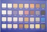 Gama de colores mate de la sombra de ojo del FAVORABLE conjunto azul mega de 32 colores del maquillaje de Lorac