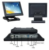 "VGA di alta risoluzione Monitor di 10 "" Touchscreen per Kiosk Industiy Application"