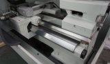 좋은 CNC 선반 편평한 침대 선반 성과 기계를 돌기