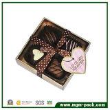Livre blanc de populaire délicat Boîte de chocolat pour l'emballage