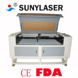Post-venta garantizada de la máquina de corte por láser de plástico con un rendimiento fiable