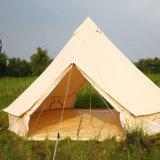 Tenda impermeabile di campeggio esterna del diametro 3m della tenda di Bell della famiglia piccola