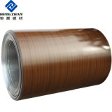 PVDF/époxy bobine en aluminium à revêtement de couleur pour les pays ACP panneau composite aluminium