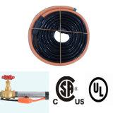 Tubo de aquecimento de tubulação CSA de condensação de tubos 126W