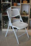 Nuevos productos de plástico Jardín al aire libre Home silla plegable para la boda