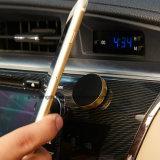 Tous utilisent un téléphone mobile Support Magnétique bâton plat sur le support de fixation voiture magnétique de planche de bord pour l'iPhone Samsung Huawei Mini comprimés
