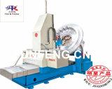 中国のタイヤ型のための5つの軸線CNCパターンフライス盤