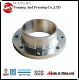 Bride modifiée de collet de soudure d'acier du carbone de norme ANSI