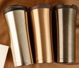 Vacío de acero inoxidable 450ml taza de viaje (R-2330)