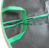 Сублимированный Non-Woven PP замка застежка-молнии защищает мешок одежды