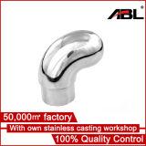 Coude de la main courante en acier inoxydable pour le projet de la main courante/T-Tee CC66
