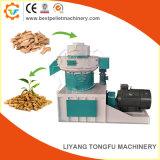 Kokosnuss-/Erdnuss-Shell/Kaffee-Hülse-Tablette, die Maschine herstellt