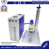 Faser-Laser-Foto-Firmenzeichen-Drucken-Markierungs-Gravierfräsmaschine-Preis