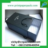 Custom роскошь в полном объеме печати сдвижной картон ящик подарочные коробки ленты украшения в салоне косметическом салоне