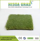 ヤードのコマーシャル領域のための高品質4の調子の余暇の装飾の人工的な泥炭の総合的な草