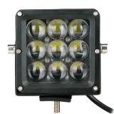 4 pulgadas 45W de las luces de LED de trabajo