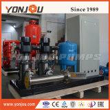 GLEICHSTROM, nicht negativer Druck-Gebäude-Wasserversorgungsanlage-Wasserversorgungsanlage