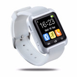Android Phone Smartwatchのための最も安いU80 Smart Bluetooth Watch Sport