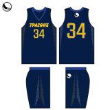 ملابس رياضية مخصصة لكرة السلة ذات التصميم الرسمي المصقول للرجال