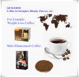 [أم/ودم] جيّدة [قونليتي] مختلفة نكهات قهوة