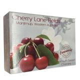 Nice design Cherry fruits Boîte d'emballage du papier