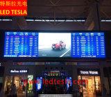 展覧会屋内スクリーンのモジュールP4フルカラーLEDのビデオウォール・ディスプレイのパネルの広告