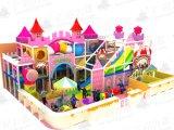 Superboyの娯楽安いキャンデーの主題の屋内運動場の城