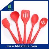 De silicona personalizadas menaje de cocina, herramientas, utensilios de cocina (TH-09655)