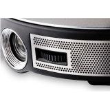 Intelligenter Pocket Miniprojektor, 1080P WiFi Heimkino Pico nachladbare Video DLP-Projektor-UnterstützungsBluetooth HDMI Karte USB-TF für Hauptkino