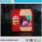 Hauteur de pixel P2mm Location intérieure Affichage LED avec armoire Die-Casting