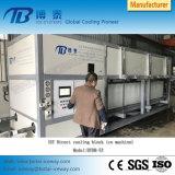 Energie - Machine die van het Ijs van het Blok van de besparing de Automatische Directe Koel voor Vissen wereldwijd koelen