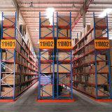 Склад для хранения для тяжелого режима работы электрического подвижной стеллаж