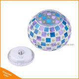 Solar Panel exterior Iluminación LED indicador de alimentación para la tabla de la barra de luces de fiesta