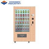 Winnsen охлажденных свежий салат автомат с подъемной системы