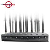 Het Blokkeren van Vodasafe X16 voor CDMA/GSM/3G/4glte wi-FI van de Walkie-talkie VHF /UHF Radio+Gpsl1/L2-L5+ van cellphone/Wi-FI /Bluetooth,