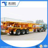 40FT/20FT Behälter-LKW-Schlussteil mit Verschlüssen