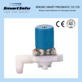 Elettrovalvola a solenoide di plastica di irrigazione di serie di Ysa