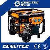 охлаженный воздухом одиночный генератор газолина цилиндра 1kVA-7kVA с высокой конкурентоспособной ценой