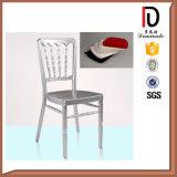يكدّر ألومنيوم معدن راتينج فندق مطعم عرس [شفري] [تيفّني] كرسي تثبيت ([بر-ك310])