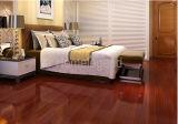 Suelos de madera dura/ Okan diseñado el suelo de madera y suelos de madera de iroko