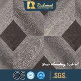 Étage résistant V-Grooved de Laminbated de l'eau de texture commerciale de fibre de bois